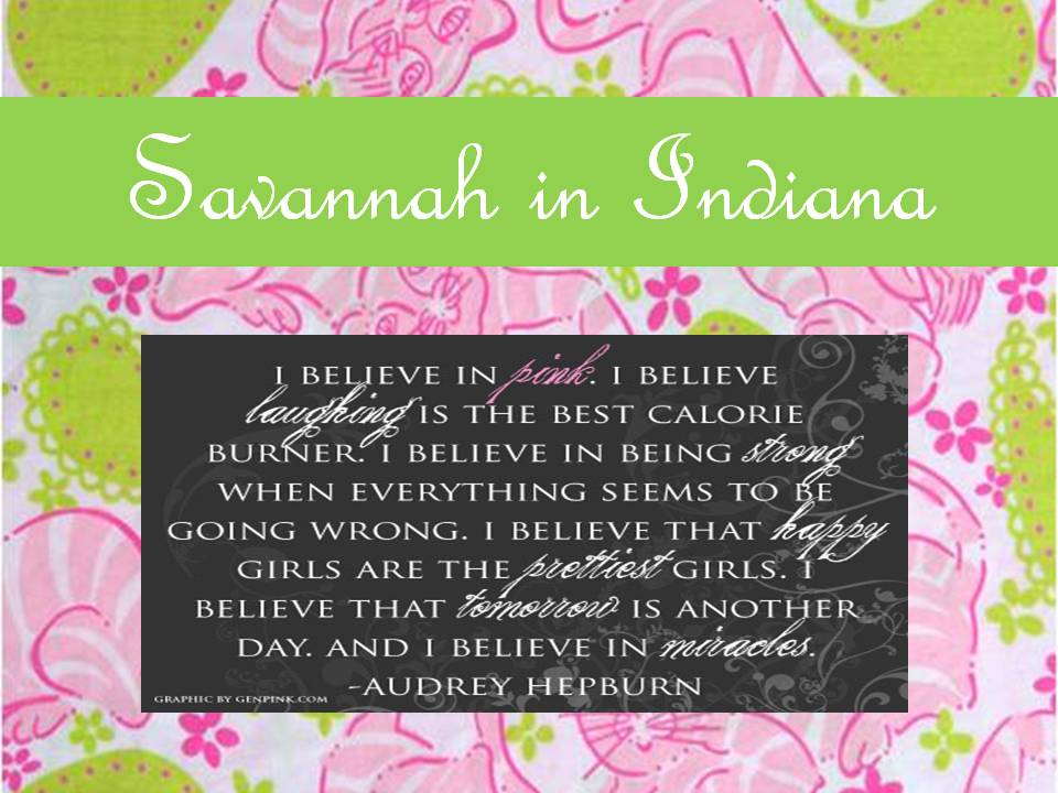 savannah in indiana