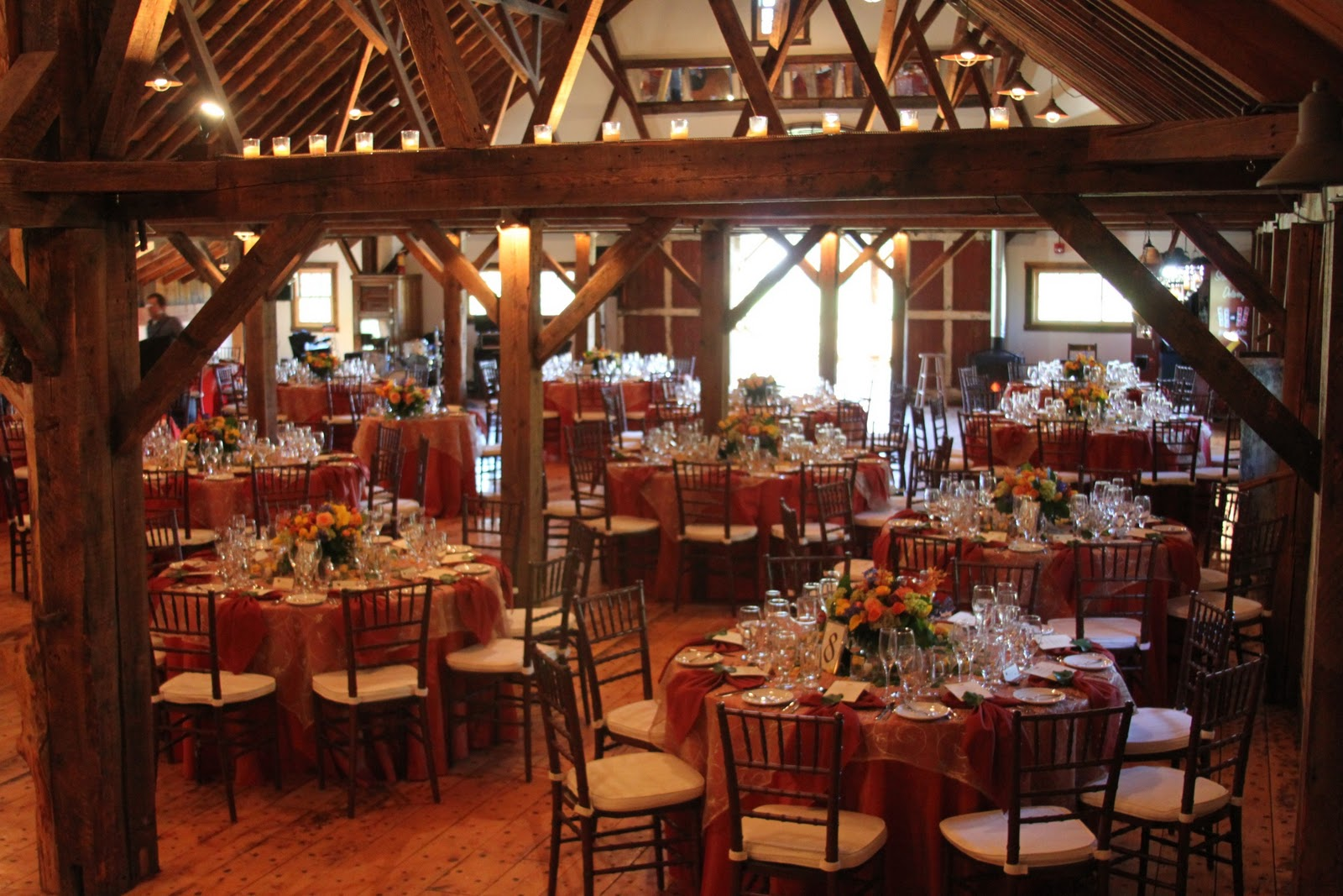 Sarahs Autumn Wedding The Stonewell Barn In October Vermont