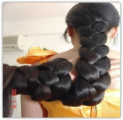 01 - beautiful Long hairs