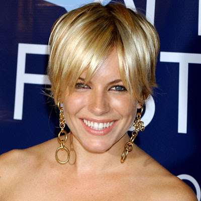hairstyles for short straight hair. A casual short straight