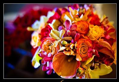 Summer Wedding Bouquets