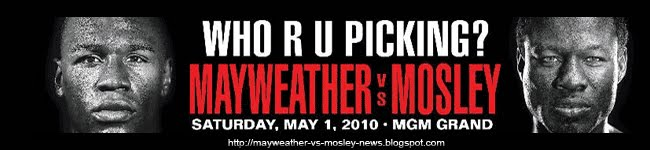 Floyd Mayweather vs Shane Mosley - News, Latest Updates, HBO 24/7 Boxing Videos, Streaming