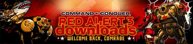 Free Red Alert 3 Downloads - Torrent, Demo, Beta