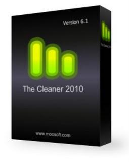 Download/Baixar o Programa The Cleaner 6.2.1.2030 - 2010 -  Mantenha seu Computador limpo e Proteja seus Arquivos mais importantes  com esse maravilhoso programa!