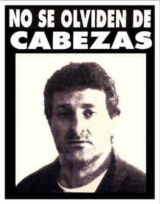 No se olviden de Cabezas