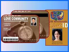 Komunitas - Club - Member  ID Card