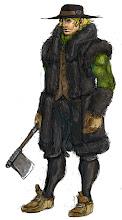 Mr. Axe, the Lumberjack