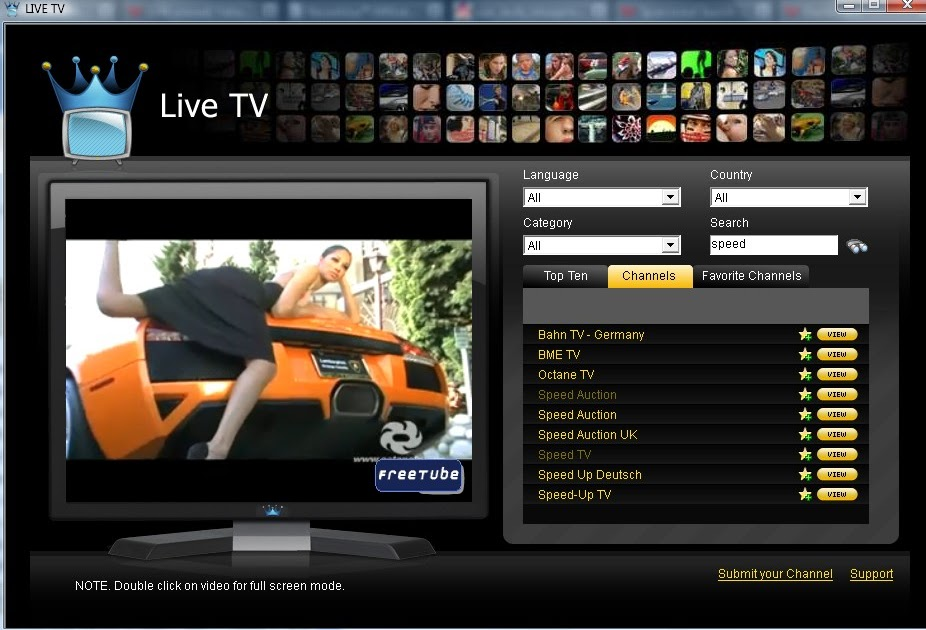 marketplace iphone android adult channels live