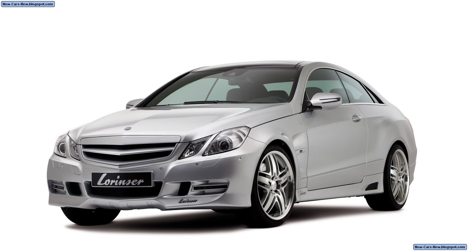Mercedes benz lorinser e class coupe for Mercedes benz lorinser