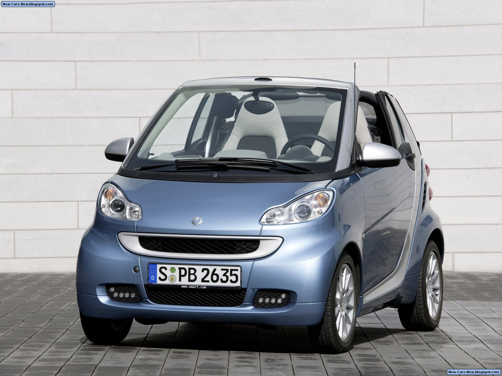 Smart Fortwo X Wallpaper