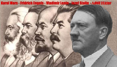 Anti-Semitism &amp; Genocide: Marx, Engels and Hitler Had Much in ...