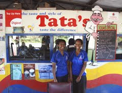 TATA's Restaurant in FIJI ME News