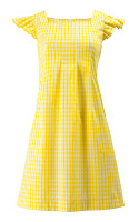Betty B gingham dress SS10