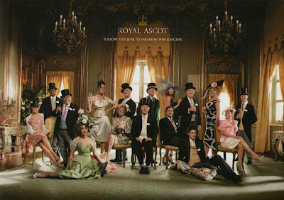 Royal Ascot June 15-19. Photography by Finlay Mackay