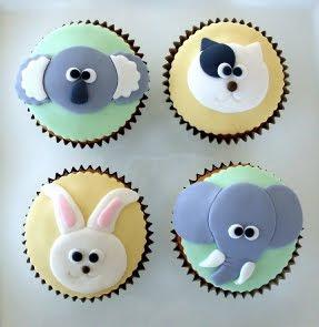 Birthday cake june 2010 for Animal cake decoration ideas