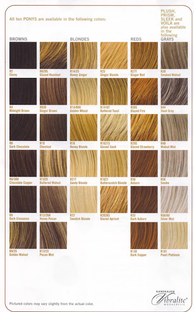 burgundy red hair color chart