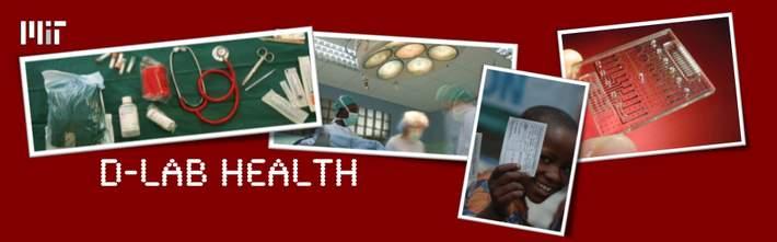 D-lab: Health @ MIT