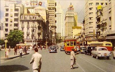 AV. SÃO JOÃO  -  1952