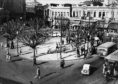 LARGO SÃO BENTO  -  1945