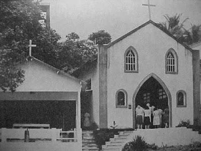 Igreja de Copacabana - 1965