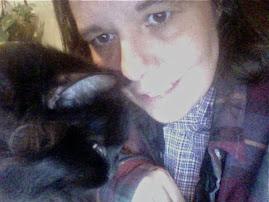 My cat, Torrie