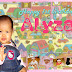 Happy 1st Birthday Alyza