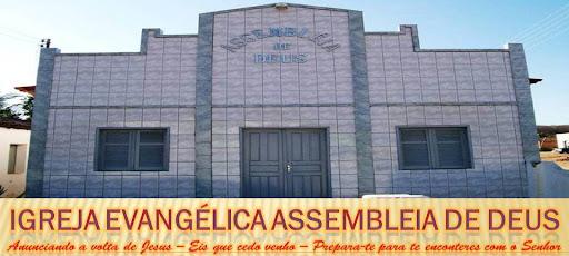 Assembleia de Deus - Conceição do Canindé - PI