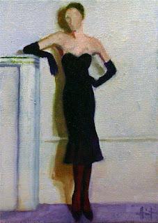 Elegance by Liza Hirst