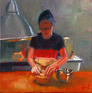 La Cusiniere by Liza Hirst