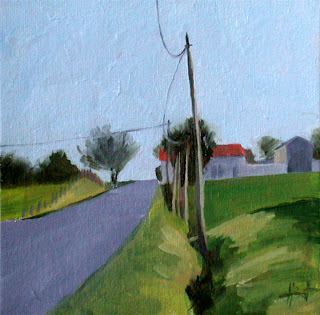 Country Road by Liza Hirst