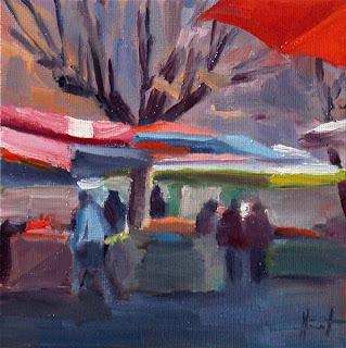 Market Day by Liza Hirst