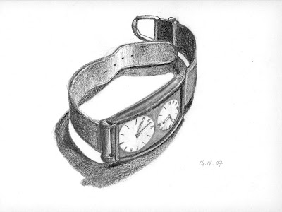 Watch by Liza Hirst