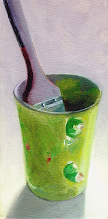 Porcelain mug by Liza Hirst