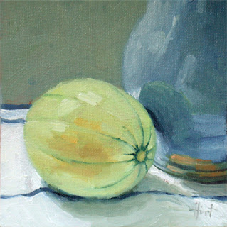 Charentais by Liza Hirst