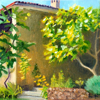 Fig Trees by Liza Hirst