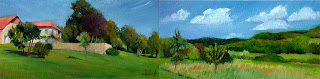 Big Panorama by Liza Hirst