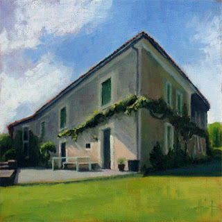 Maison de campagne by Liza Hirst