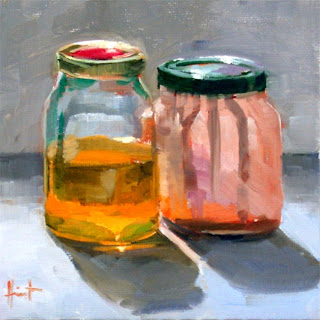 Studio Still Life by Liza Hirst