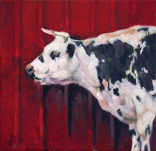 My Neighbour's Cow Louise by Liza Hirst