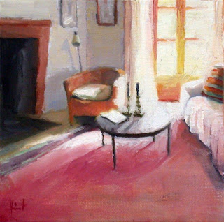 Sunny Outside by Liza Hirst