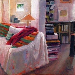 Sunny Outside II by Liza Hirst