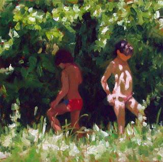 Summer Light by Liza Hirst