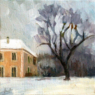 Winter by Liza Hirst