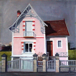 Crooked House by Liza Hirst