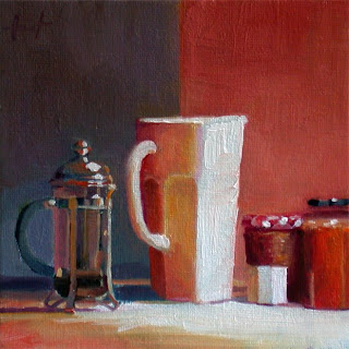 The Milk Jug by Liza Hirst
