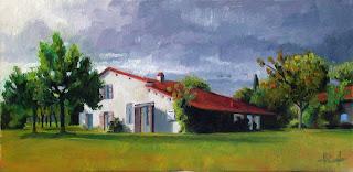 La Grange II by Liza Hirst