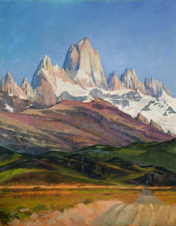 Patagonia by Liza Hirst