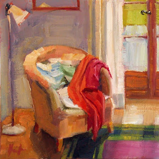 Saturday Afternoon by Liza Hirst