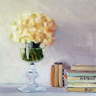 Flowers for the New Year by Liza Hirst