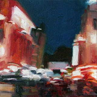 City Lights by Liza Hirst